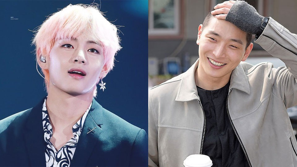 Jung Jinwoon Thanked BTS' V for Sending a Sweet Message Before He
