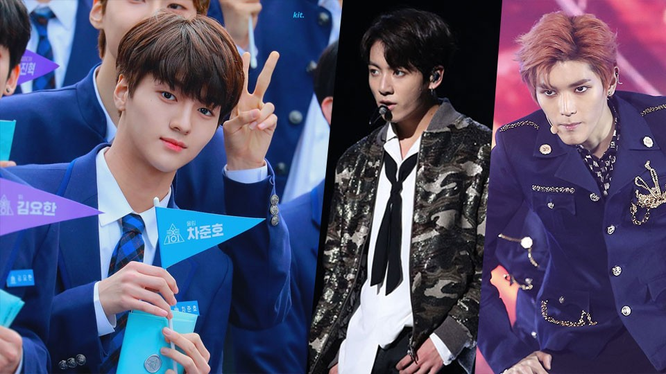 Contestants of 'Produce X101' to Cover Songs from BTS, EXO