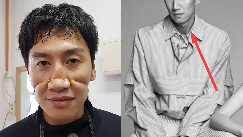 Lee Kwangsoo has Just Done a New Fashion Pictorial... You will Forget That He is the Clown of 'Running Man'