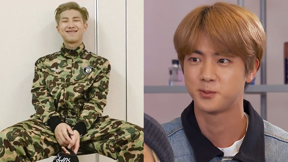 BTS' Jin, Jungkook, and RM Answered Questions about Military