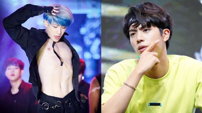 BTS' Jin Said He Wants to Rip His Shirt on the Stage Just