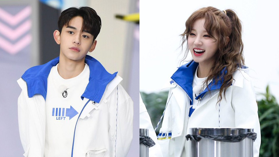 NCT and WayV's Lucas and (G)-IDLE's Yuqi are Hilarious Buddy Goals