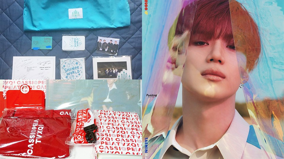 Shawols are Furious with the Fan Club Kit They Got In Comparison to