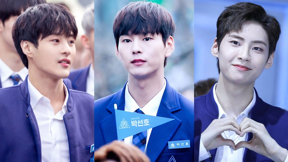 Here are 'Produce X101' Trainees with the Biggest Jumps and Drops in