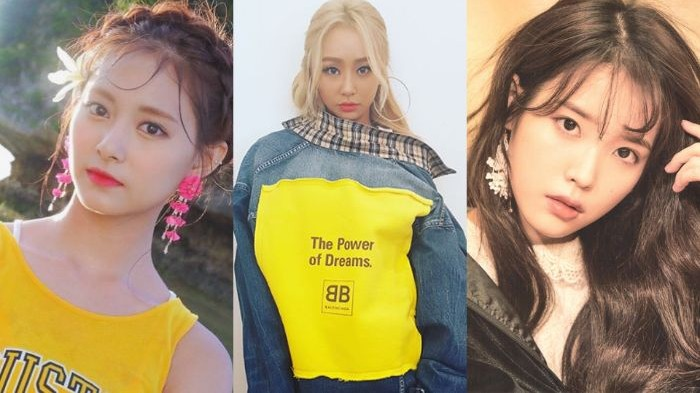 Female Idols Who Could Pass off As Disney Princesses