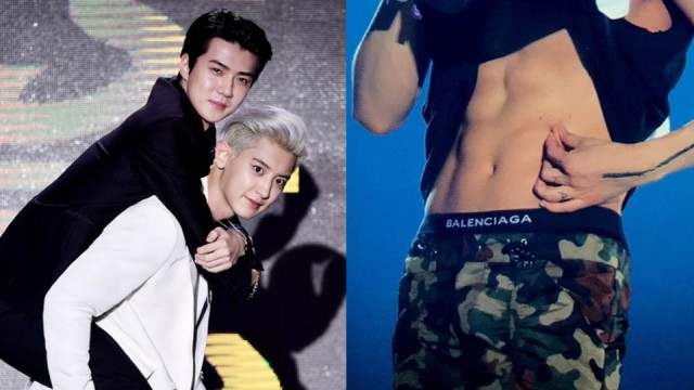 Here Are Current Weight And Height Of Exo Members Revealed By Sm Entertainment