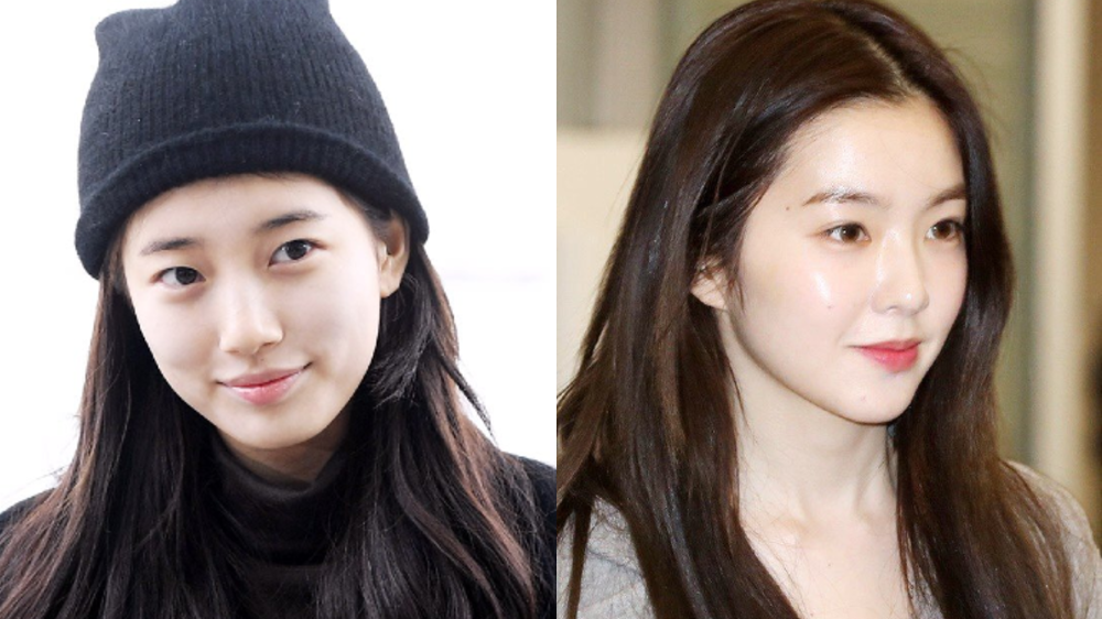 9 Female Idols Who Showed Off Their Perfect Flawless Face With Zero Makeup On