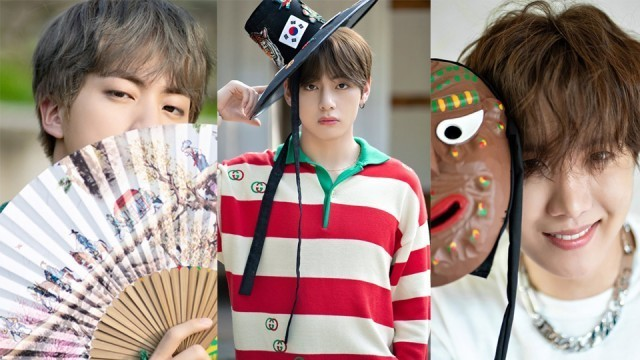 Here are All Preview Photos of BTS' 2019 Summer Package