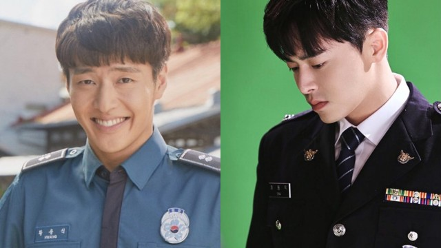 [K-Star]: 5 handsome actors who wear the policeman uniform
