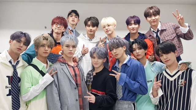 Idol Champ Fans Voted For The Most Expected Comeback For September Seventeen Is The No 1