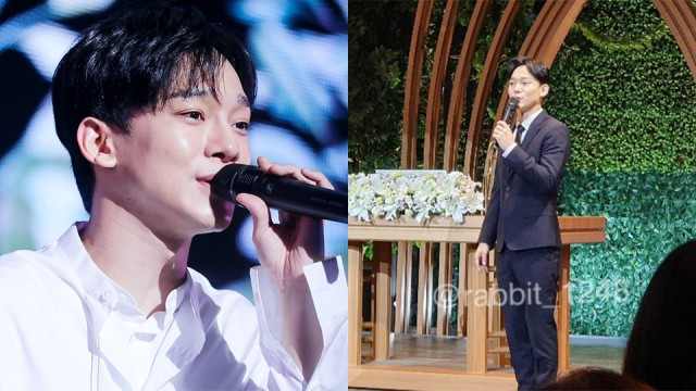 Exo S Chen Congratulates His Brother For His Wedding Through A Sweet Nuptial Song With Best Luck