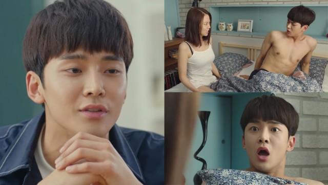 In Light Of Extraordinary You Past Bed Scene Of Sf9 S Rowoon And Han Seungyeon Resurfaces