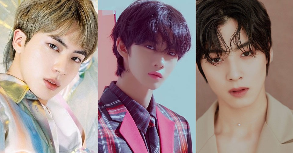 Mullet Hairstyle is Back: ASTRO's Cha Eunwoo, BTS' Jin ...