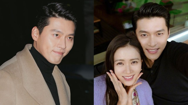 "Netizens Claimed Hyun Bin and Son Yejin ""Secretly"" Held Hands During Drama  Filming, Hyun Bin's Agency Once Again Denied"