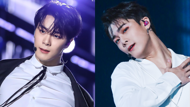 5 Masculine Female K Pop Idol Cover Dance Performance By Astro S Moonbin To Prove That What Dancing Machine Really Means