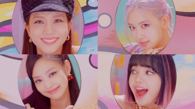 Watch Blackpink And Selena Gomez Are Ready For Summer In A Fun Mv Teaser For Ice Cream
