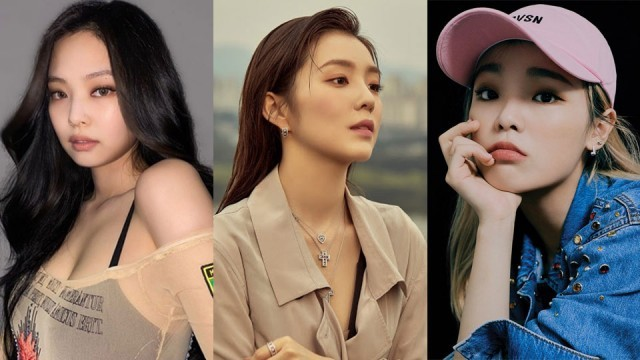 50 Currently Most Popular Female K Pop Idols In South Korea Based On Individual Brand Value Rankings For August