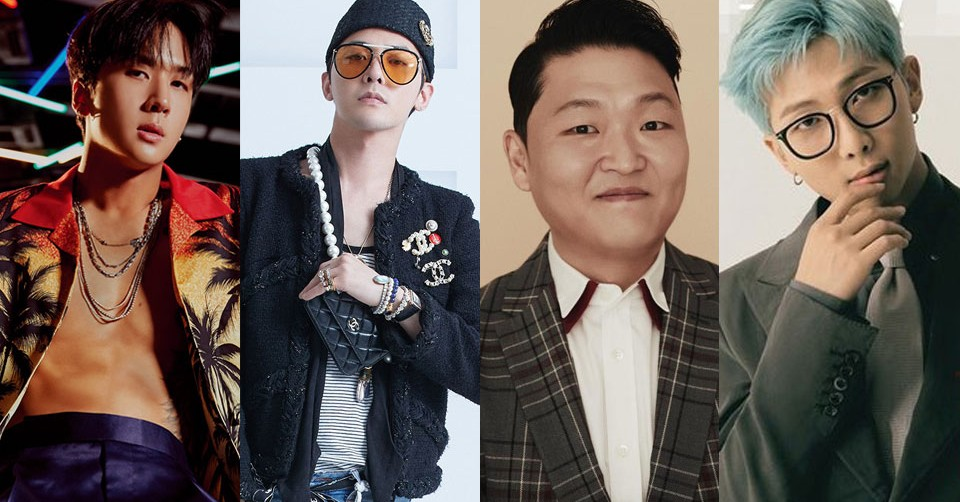 100 K-Pop Idols Who Currently Own the Most Copyrights under Their Name  According to KOMCA
