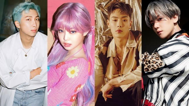 Bts Blackpink Monsta X And Superm Have Been Submitted For Possible Nominations At The 63rd Grammy Awards