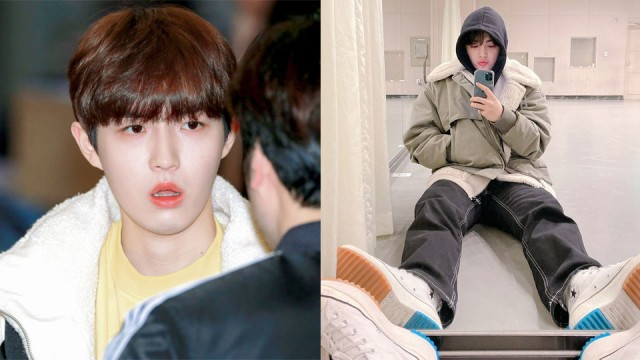 7 Of Korean Male Idols Whose Smallest Feet In The Industry