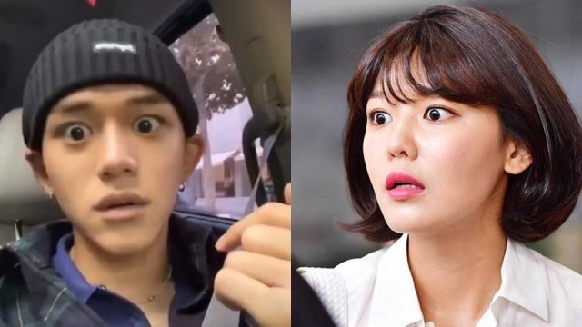 Fans Noticed 100 Resemblance In Wayv Lucas And Girls Generation Sooyoung S Real Responses When They Are Truly Shocked