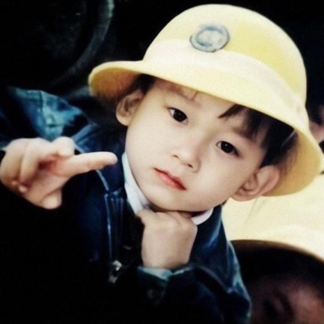 All 9 Members Of Exo S Clear Baby Pictures That Every Exol Can Cry Over With A Valid Reason They Are Insanely Adorable