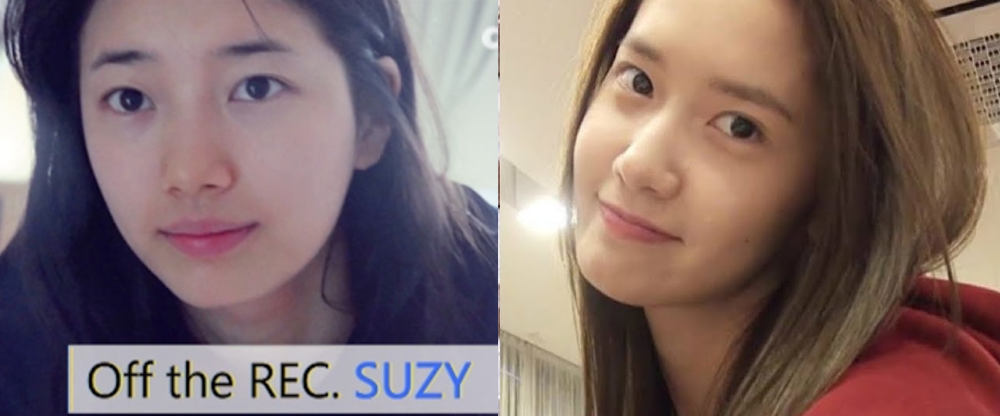 8 K Pop Female Idols Who Are Even Prettier With Their Bare Face