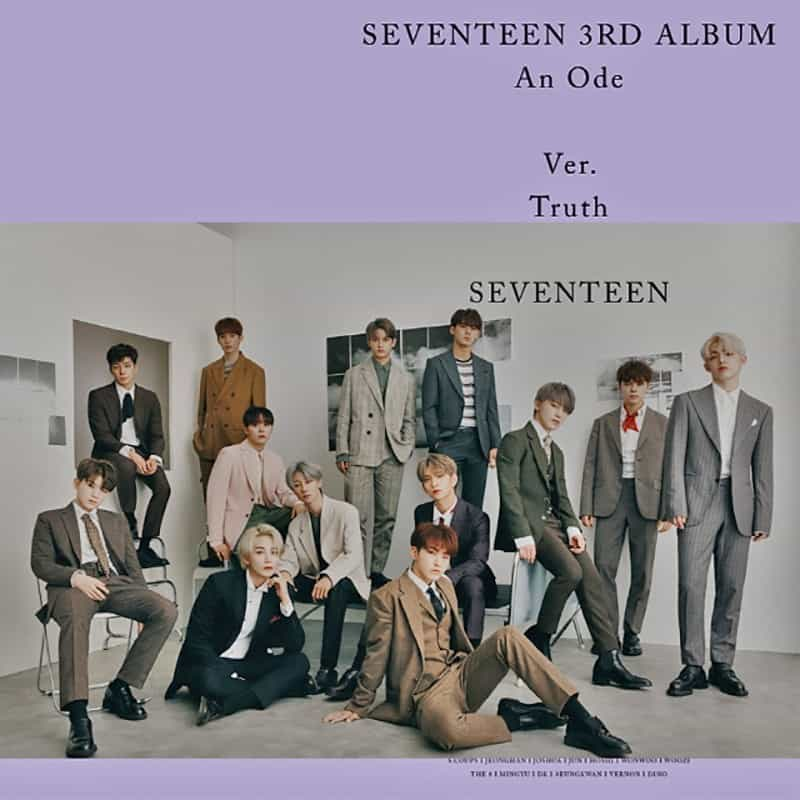SEVENTEEN's Initial Sales For