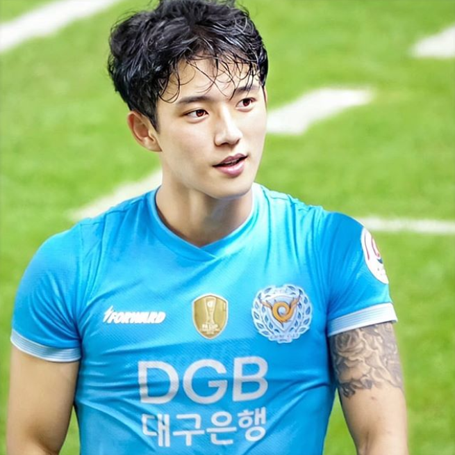 Introducing You Jeong Seungwon: Young Talented Football Player Who Steals Heart with His Actor Visual