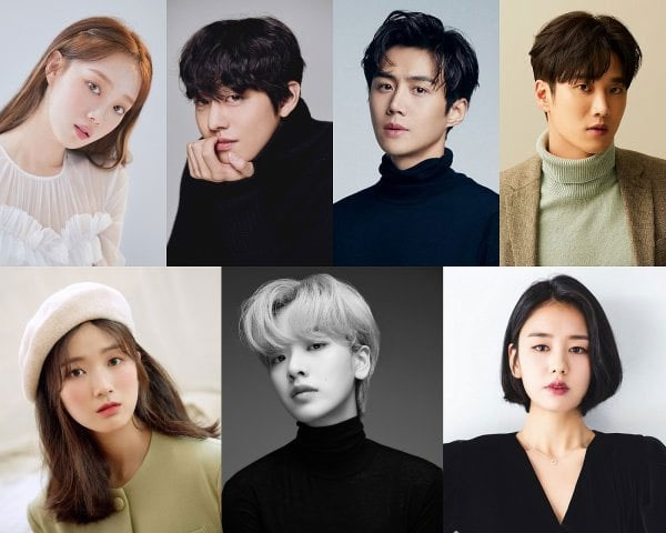2020 Asia Artist Awards Releases Complete Lineup Of Actors And Actresses For The Ceremony