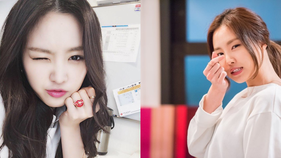 A Pink's Na-Eun is full of aegyo in new behind the scenes clip of