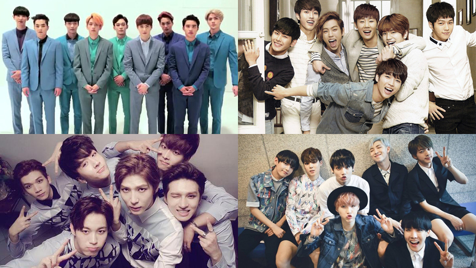 The Ultimate All Time Best 50 Boy Group KPOP Songs