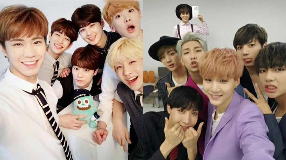 ASTRO Members are Indeed Big Fans of BTS?