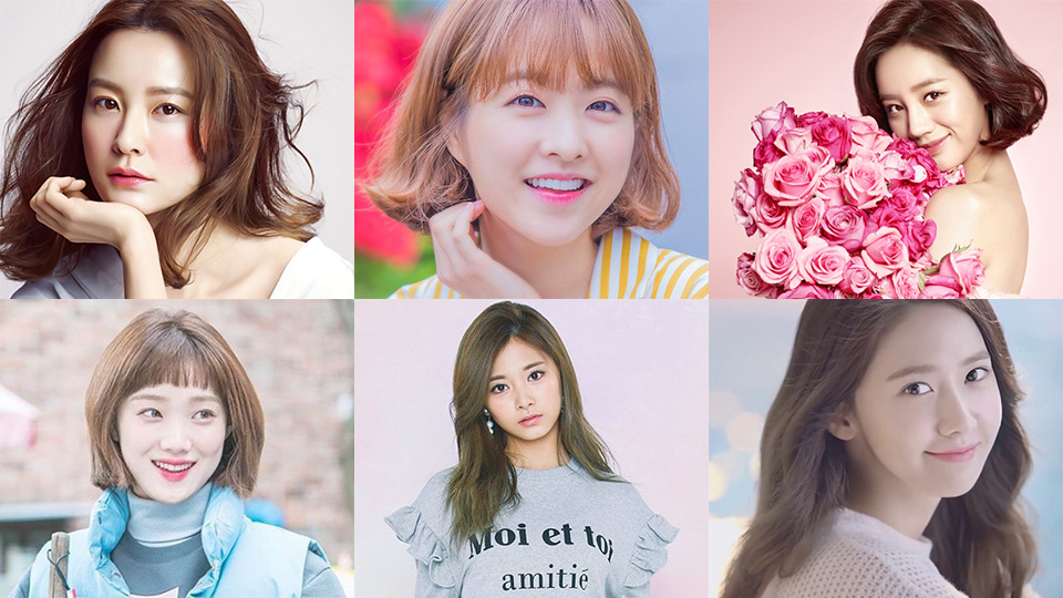 The List 2017] Picked Top 8 Most Lovely Female Celebrities