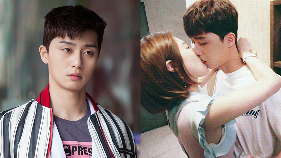 Park Seojoon Garners Attention For His French Kiss In Fight For My Way