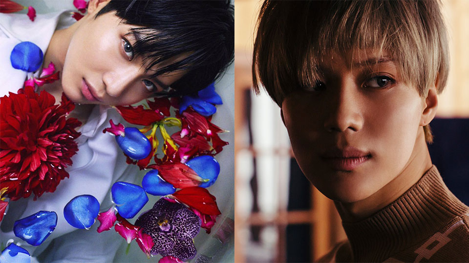 SHINee`s Taemin to Release Second Japanese Mini Album [Flame