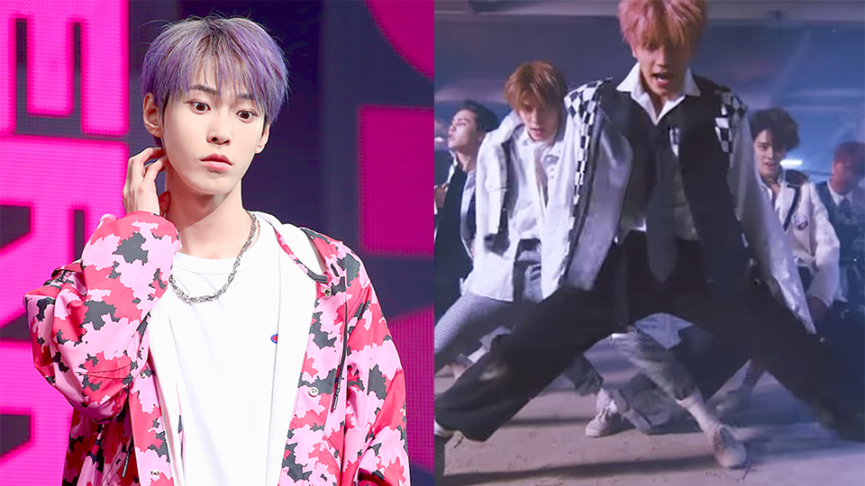 42610cdfc NCT 127`s Doyoung Explains How [Cherry Bomb] Choreography is Such a Pain in  the Ass