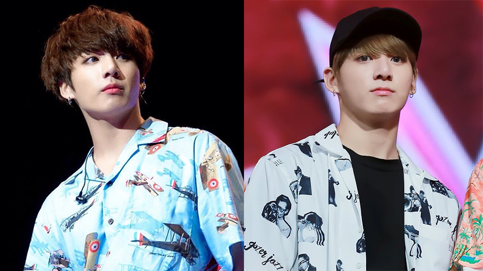 Bts Jungkook Covered His Comeback Hair With A Wig Fans Hope His