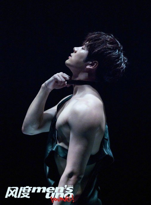 Got7 Jackson S Latest Photoshoot Is Sizzling That You Won T Be Able To Handle