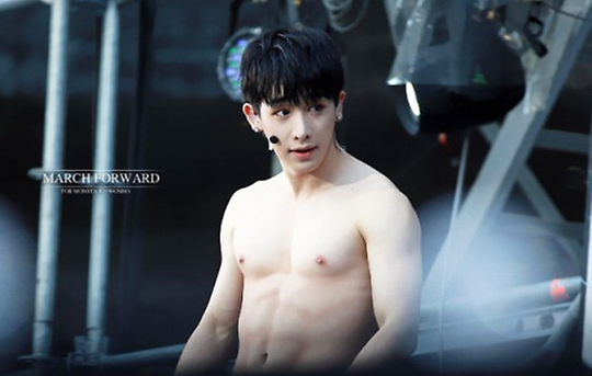 MONSTA X`s Wonho Shocked Fans with His Secrets on Diet and How Fans