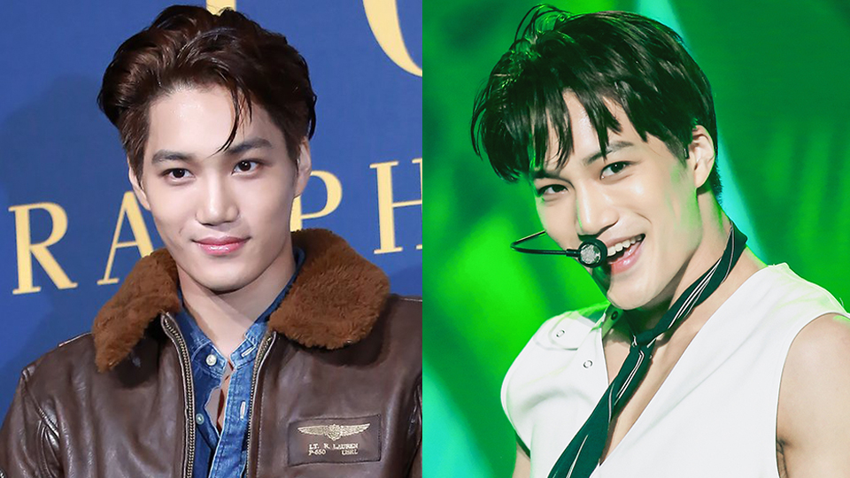 Kai Excitedly Shared His Current Weight