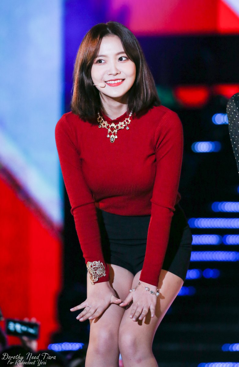 Red Velvet S Yeri Got The Shortest Hair Ever Since Her Debut It S Mind Blowing