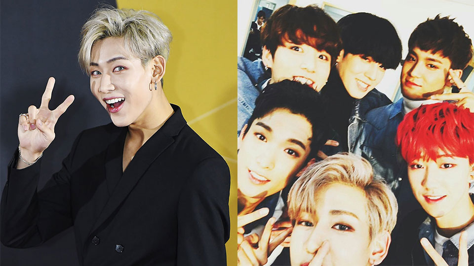 GOT7`s Yugyeom and BamBam Revealed the Secrets in Their 97