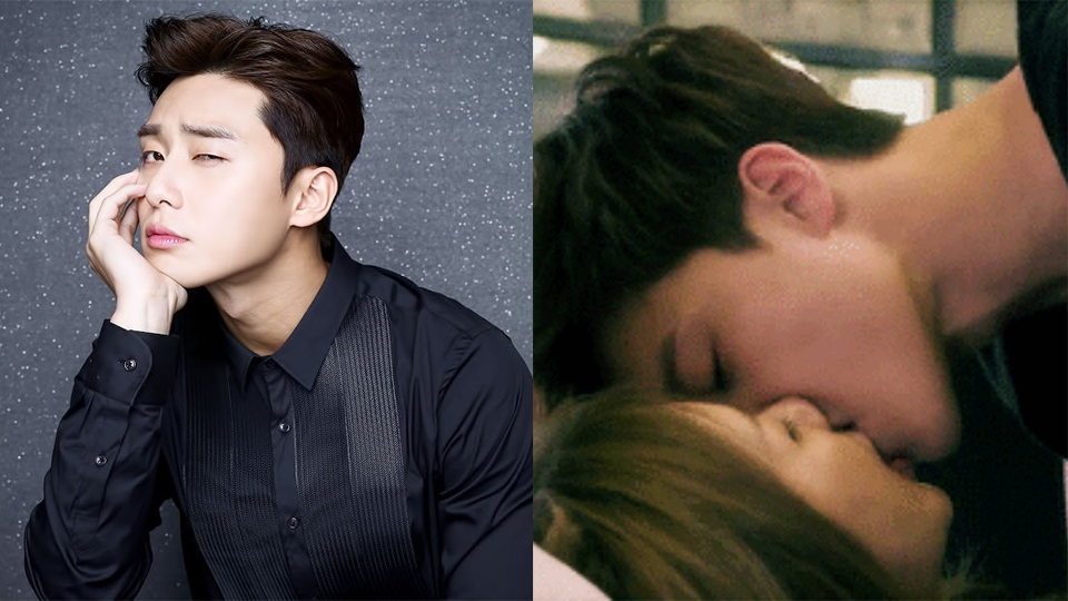 This Steamy Bed Scene of Park Seojoon is So Popular on Youtube