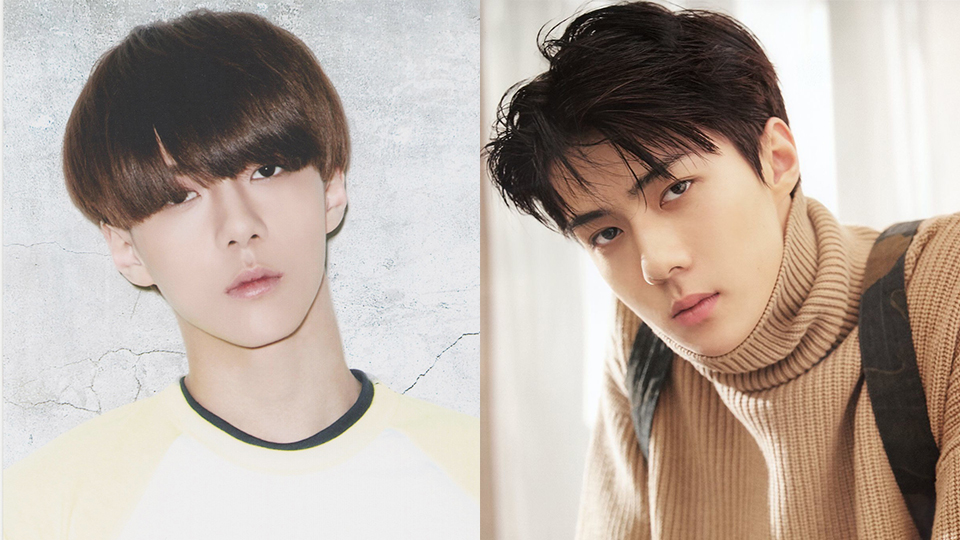 Exo Members Are Proud Older Brothers Of Sehun Comparing Their