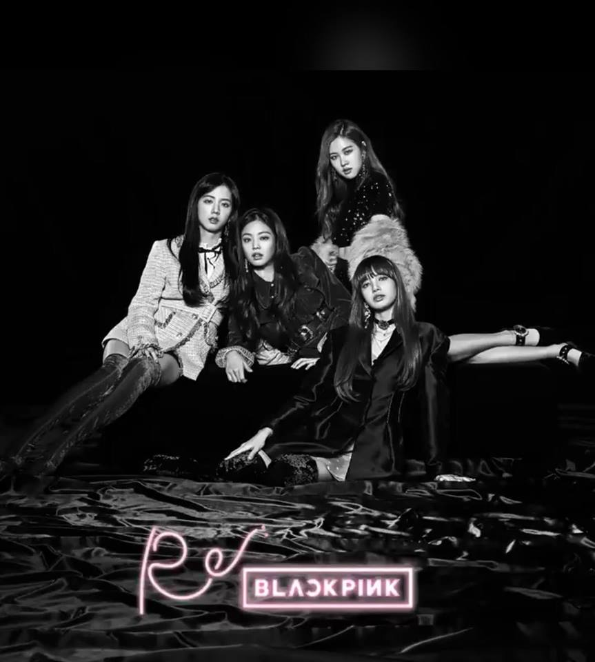 BLACKPINK to Release Their First Physical Repackaged Album
