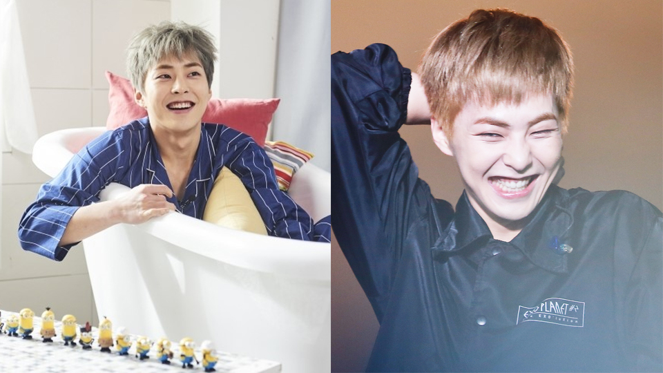 EXO`s Xiumin Expresses His Desire to Join [2018 MBC Variety
