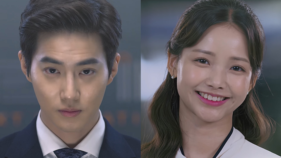 First Video Teaser of EXO Suho and Ha Yeonsoo`s Drama [Rich