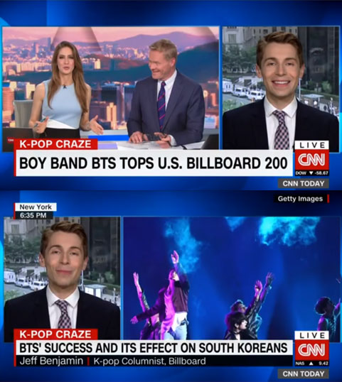 CNN Talked about BTS` Success and the Group`s Influence on Culture