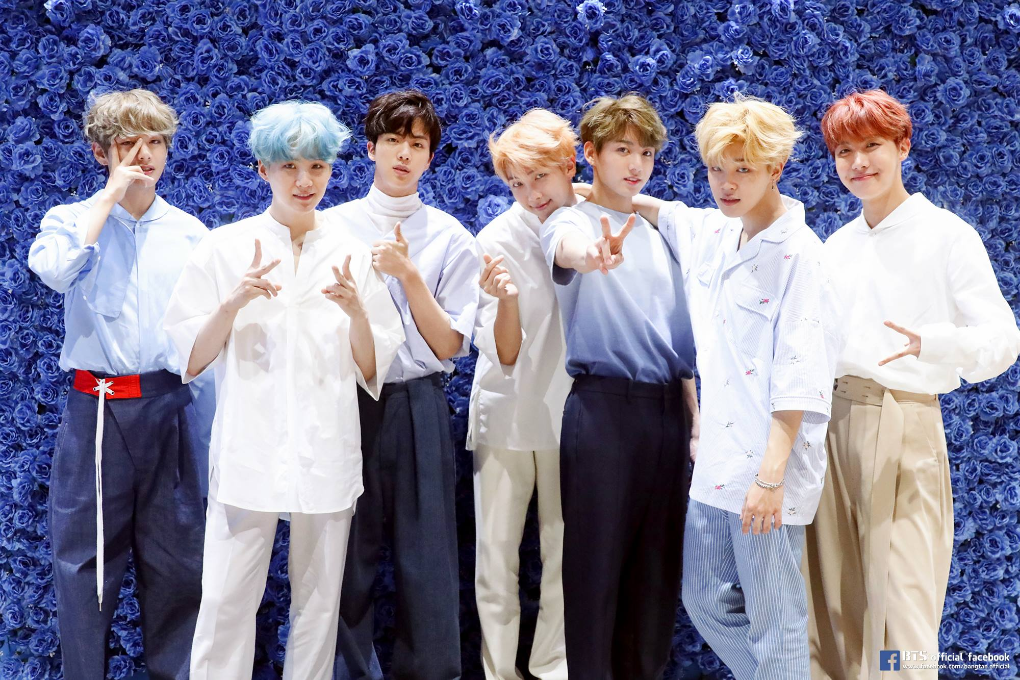 Bts Released 25 Special Hd Photos For 2018 Bts Festa